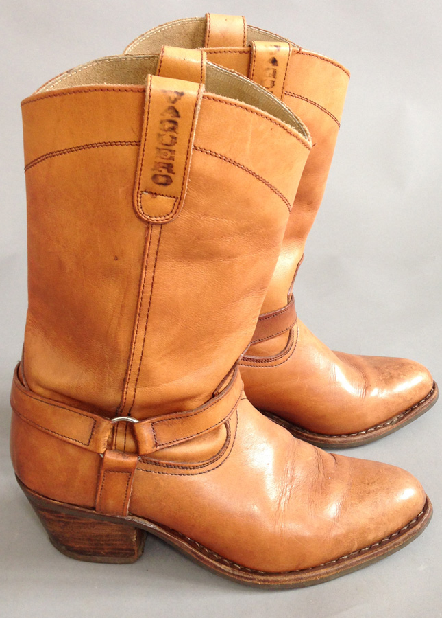 Vintage Cowboy Boots | Leather Boots | Mens Leather Boots | Womens ...