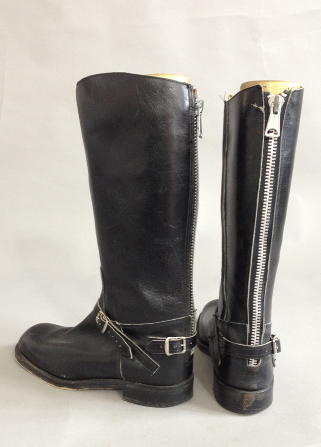 Vintage Riding Boots Motorcycle Boots Leather Boots Online