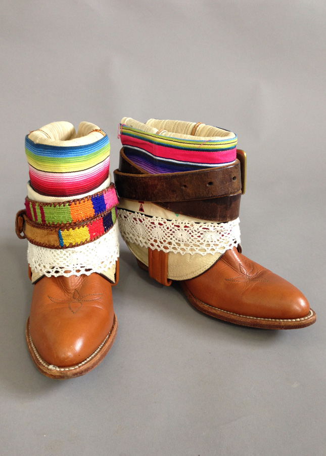 Decorative Cowboy Boots, Designer Vintage Cowboy Boots, Online Vintage Clothing and Boots, Norfolk, Leather Boots