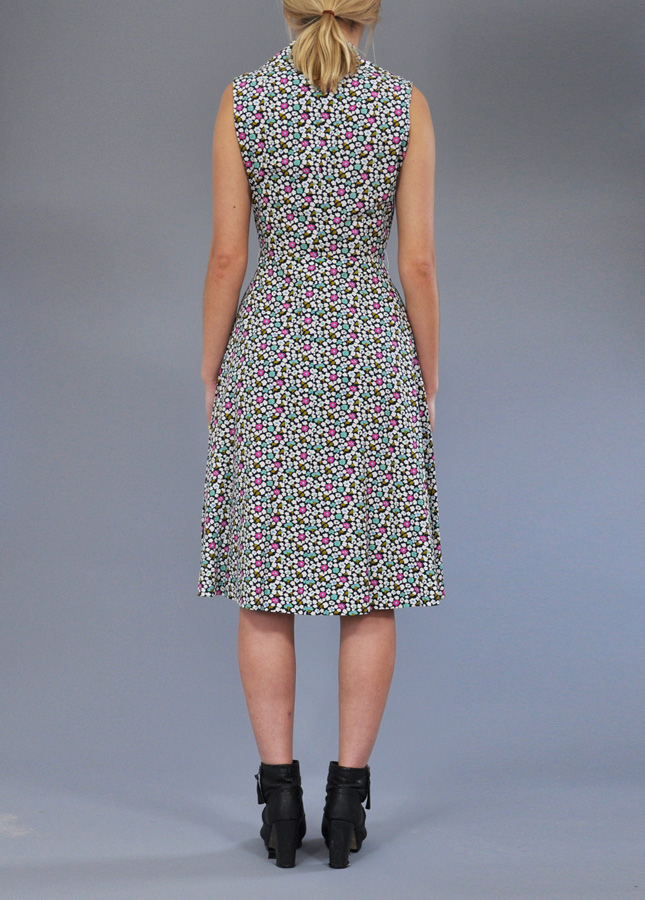 50s Horrockses Sun Dress vintage clothing online vintage deli
