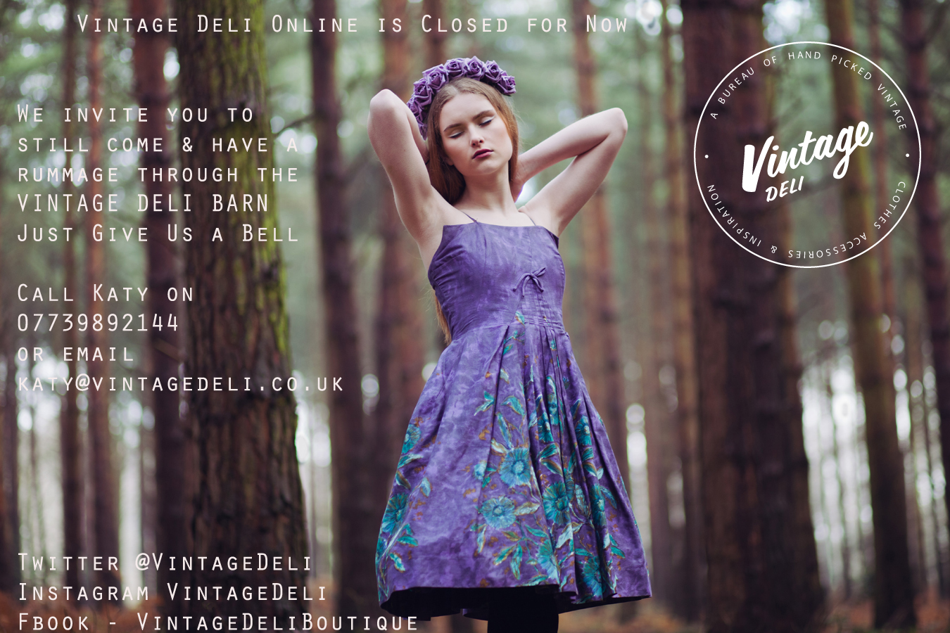 Online Vintage Clothing Shops
